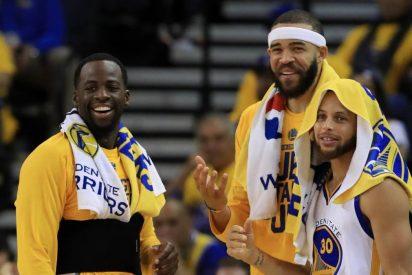Los Warriors arrasan a los Spurs y ponen el 2-0 en la final de la Conferencia Oeste