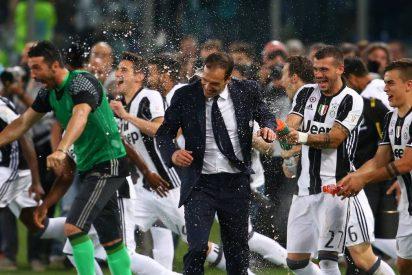 La Juventus logra su duodécima Copa de Italia tras doblegar a la Lazio