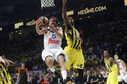 El Fenerbahçe aplasta al Real Madrid en las semifinales de la Final Four (84-75)