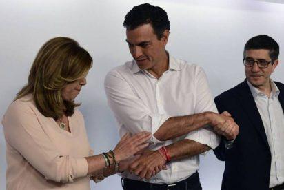 El PSOE vuela los puentes