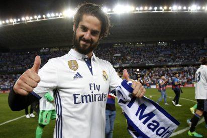"""Isco Alarcón: """"Que no se preocupe la afición; me quedo en el Real Madrid"""""""