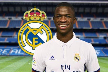 El lado oscuro del fichaje de Vinicius Junior por el Real Madrid