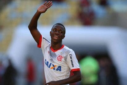 El crack brasileño Vinicius Junior, nuevo jugador del Real Madrid