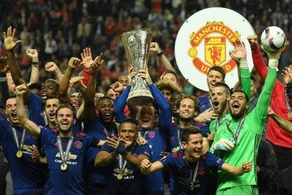 United, título y Champions: Ajax 0 - Manchester United 2