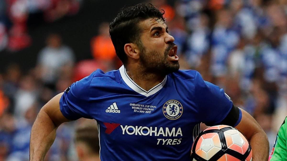 """Diego Costa: """"Sólo me iría del Chelsea para ir al Atlético"""""""