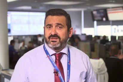 Este es Álex Cruz, el jefe español de British Airways, al que los ingleses quieren crucificar