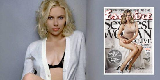 """En 'El Hormiguero' o ''Zapeando' no son los únicos: """"Scarlett, ¿llevabas bragas?"""""""