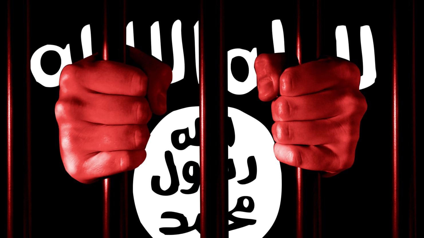 La terrorífica cárcel secreta donde el ISIS torturaba a las 'infieles' adúlteras