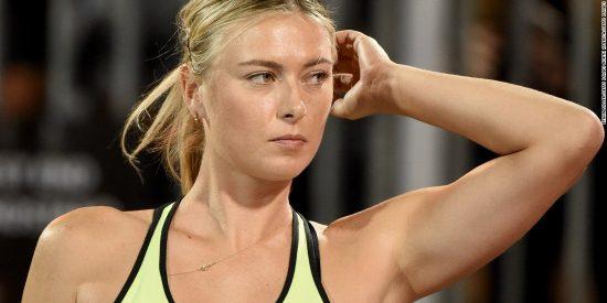 Roland Garros no invita a María Sharapova tras su dopaje