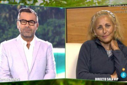 """Jorge Javier Vázquez: """"Lucía Pariente y Alba sois dos pandilleras y sabéis como hacer daño"""""""