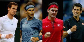 Nadal, Djokovic y Murray apoyan el proyecto con Piqué de un torneo mundial de tenis