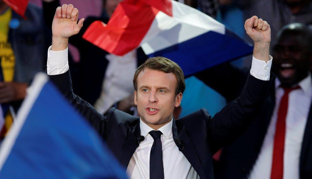 Quién es Macron, el 'populista de centro' que se convertirá en el mandatario más joven desde Napoleón