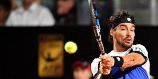 Fognini fulmina a Murray en el estreno del Nº-1 en el Open de Roma