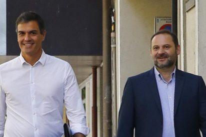 Pedró Sánchez comienza la purga en el PSOE