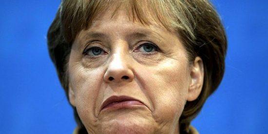 Una mosqueada Merkel advierte que Europa ya no se puede fiar de EEUU