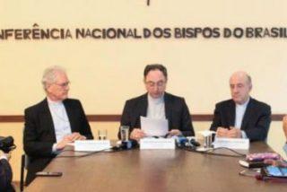 """Los obispos brasileños piden """"investigaciones rigurosas"""" sobre la corrupción política en el país"""