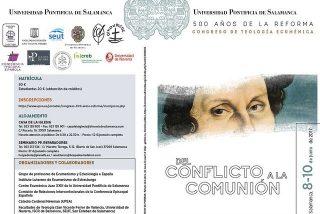 500 años de la Reforma: del conflicto a la comunión