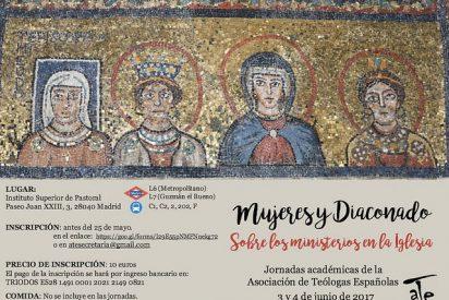 """""""Mujeres y Diaconado: sobre los ministerios en la Iglesia"""""""