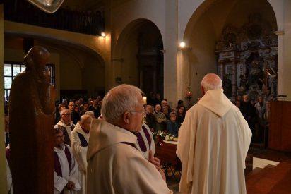 Padre Edmon Maria Garreta, a la casa del Padre
