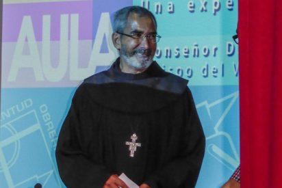 """Juan Oliver: """"Nuestra misión se centra en la atención a nuestros hermanos peruanos"""""""