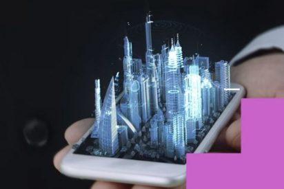 [VÍDEO] Hito: te presentamos al holograma más delgado del mundo
