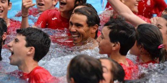 Rafa Nadal sigue quinto en la ATP tras ganar su décimo Godó