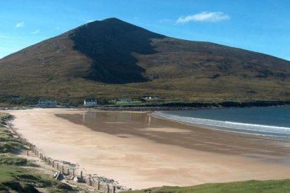 """Esta playa desapareció hace 33 años y acaba de """"reaparecer"""" misteriosamente"""