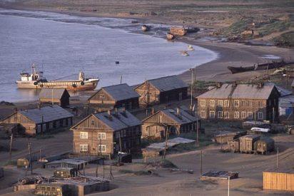 La aldea Shoyna, el lugar más desolado del mundo
