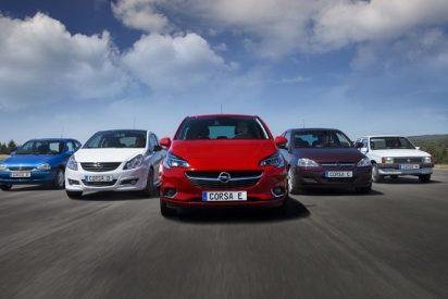 El Opel Corsa continúa su exitosa trayectoria
