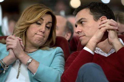 El selfie con el que Sánchez pretende 'liquidar' a Susana Díaz
