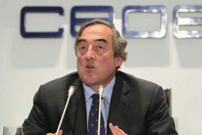 CEOE eleva su previsión de crecimiento para España al 2,8% para 2017
