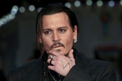 Johnny Depp está arruinado