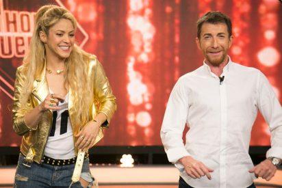 'El Hormiguero': Shakira confiesa que conquistó a Piqué con un sostén a rayas