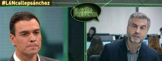 Carlos Alsina da un repaso a Pedro Sánchez que lo deja temblando