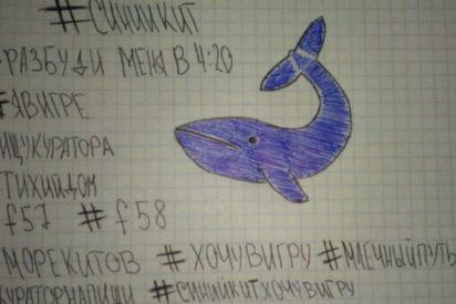 El creador del juego de la 'ballena azul' quería