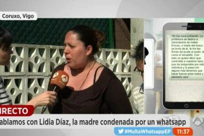 Condenan a una madre a pagar 630 euros por insultar a la profesora de su hijo por WhatsApp