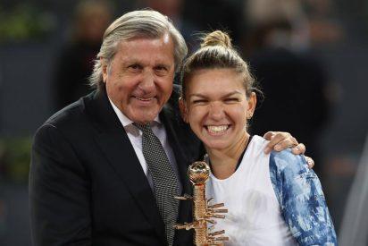 La rumana Simona Halep sigue siendo la reina de Madrid