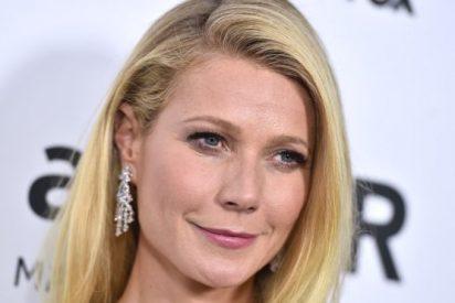 [VÍDEO] Gwyneth Paltrow, espectacular vestida de blanco en la gala de Hospital para niños de UCLA