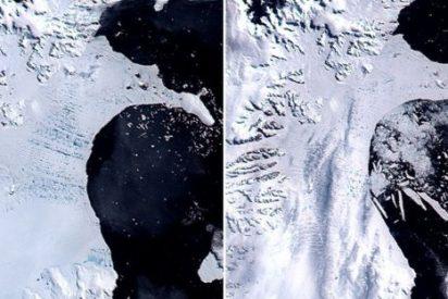 El Viento Foehn está derritiendo la Antártida más rápido que el cambio climático