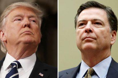 Donald Trump pidió en una cena privada lealtad al director del FBI y este se negó
