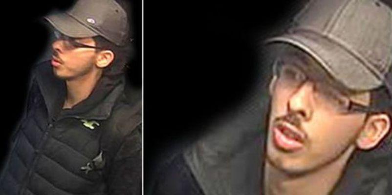 Este el rostro de Salman Abedi, el asesino de Manchester, en la noche del atentado