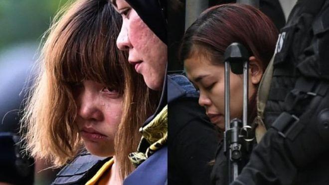 Los oscuros secretos de las mujeres acusadas de matar al hermanastro de Kim Jong-un