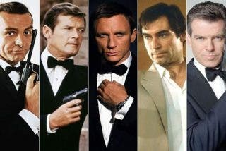 James Bond Agente 007.