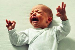 El ingenioso truco de un padre para que su bebé deje de llorar
