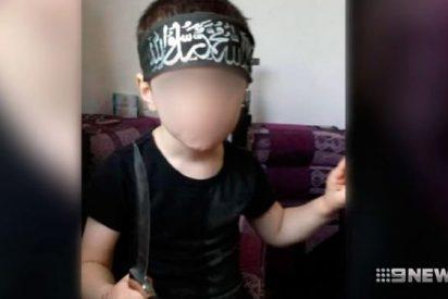 El aterrador vídeo del ISIS que trae de cabeza a una abuela australiana