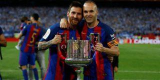 Messi consuela al Barça de Luis Enrique con la Copa del Rey: FC Barcelona 3 - Deportivo Alavés 1