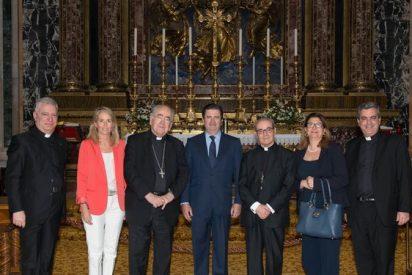 Endesa y el Vaticano: acuerdo para iluminar Santa Maria la Mayor