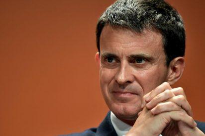 """Manuel Valls: """"El Partido Socialista francés está muerto"""""""
