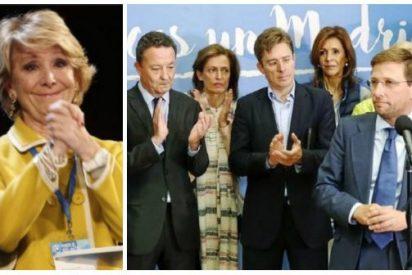 Una encuesta de La Razón trae buenas noticias al PP: la corrupción no le pasa factura en Madrid
