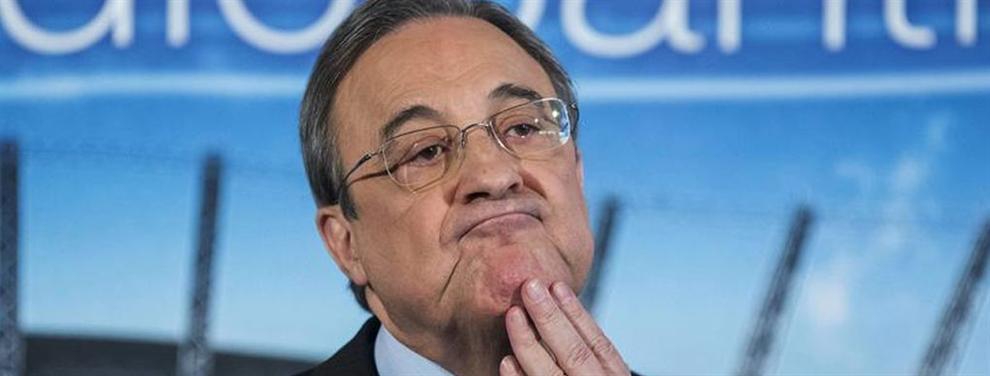 Airean las 'cláusulas secretas' del primer fichaje de Florentino Pérez (y son un escándalo)